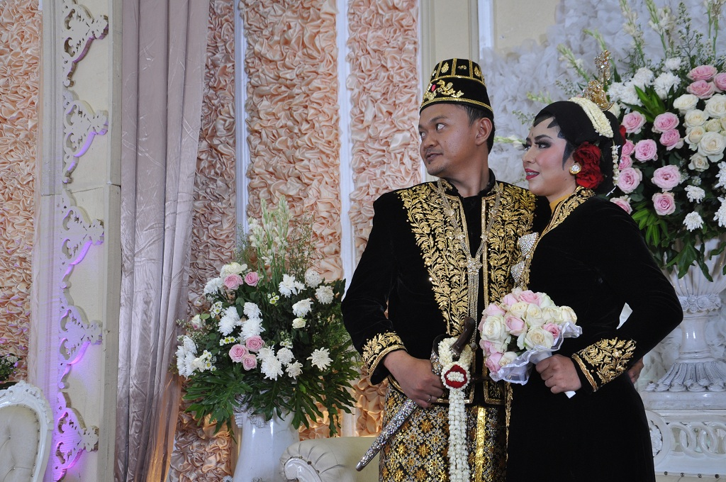 Foto wedding Cithra & Novie 26 Agustus 2018